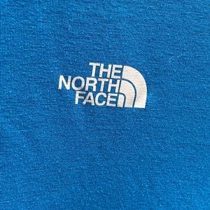 The North Face Shirts - The North Face Men's Blue Vapor Wick Shirt Size XL